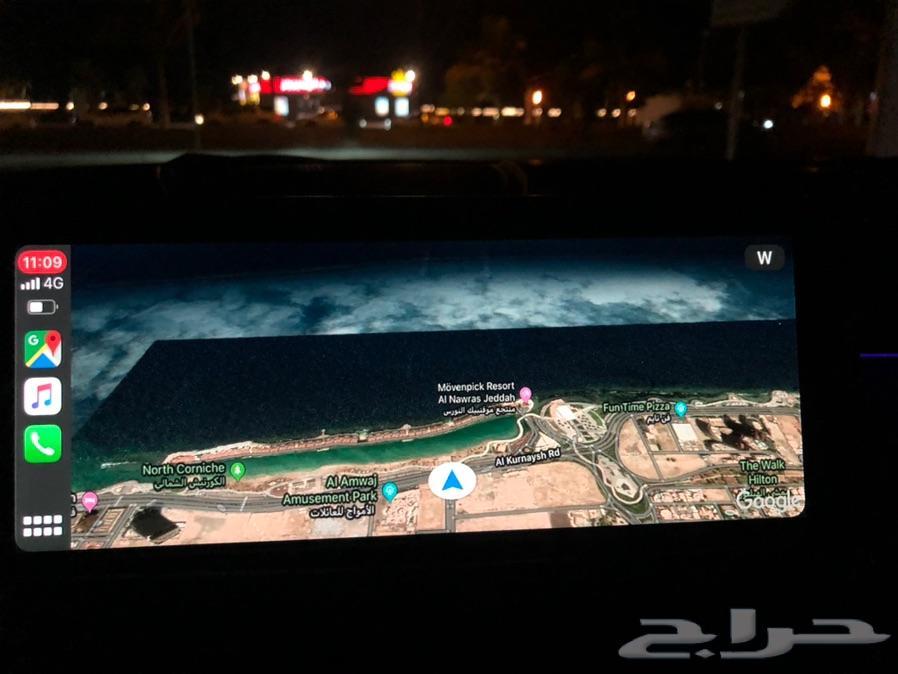 برمجة جميع مزايا BMW خرائط 2020 CarPlay