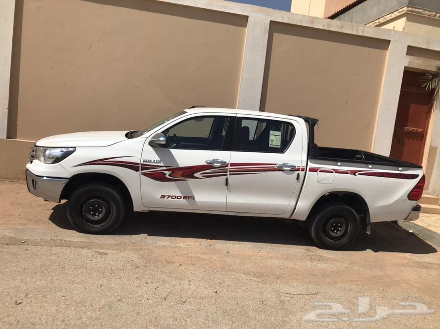 الرياض - اعرض لكم سياره هايلكس