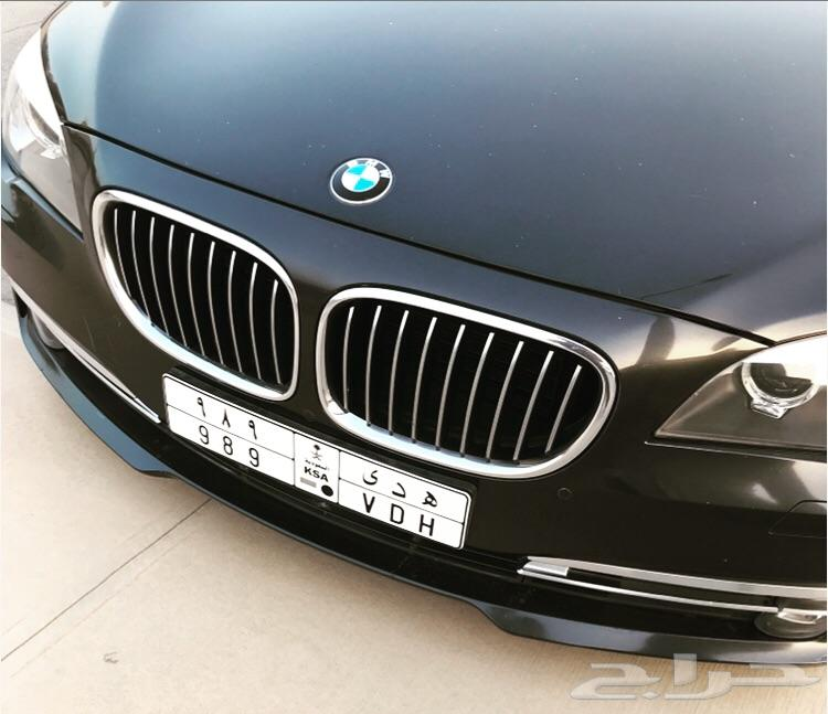 730 Li business BMW