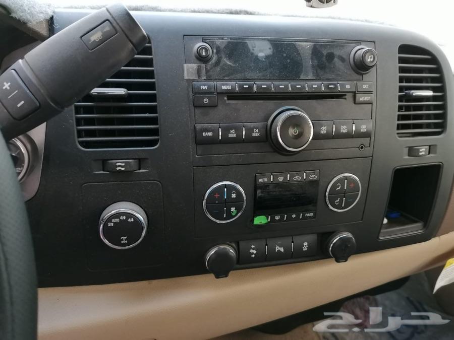 للبيع سلفرادو دبل 2012