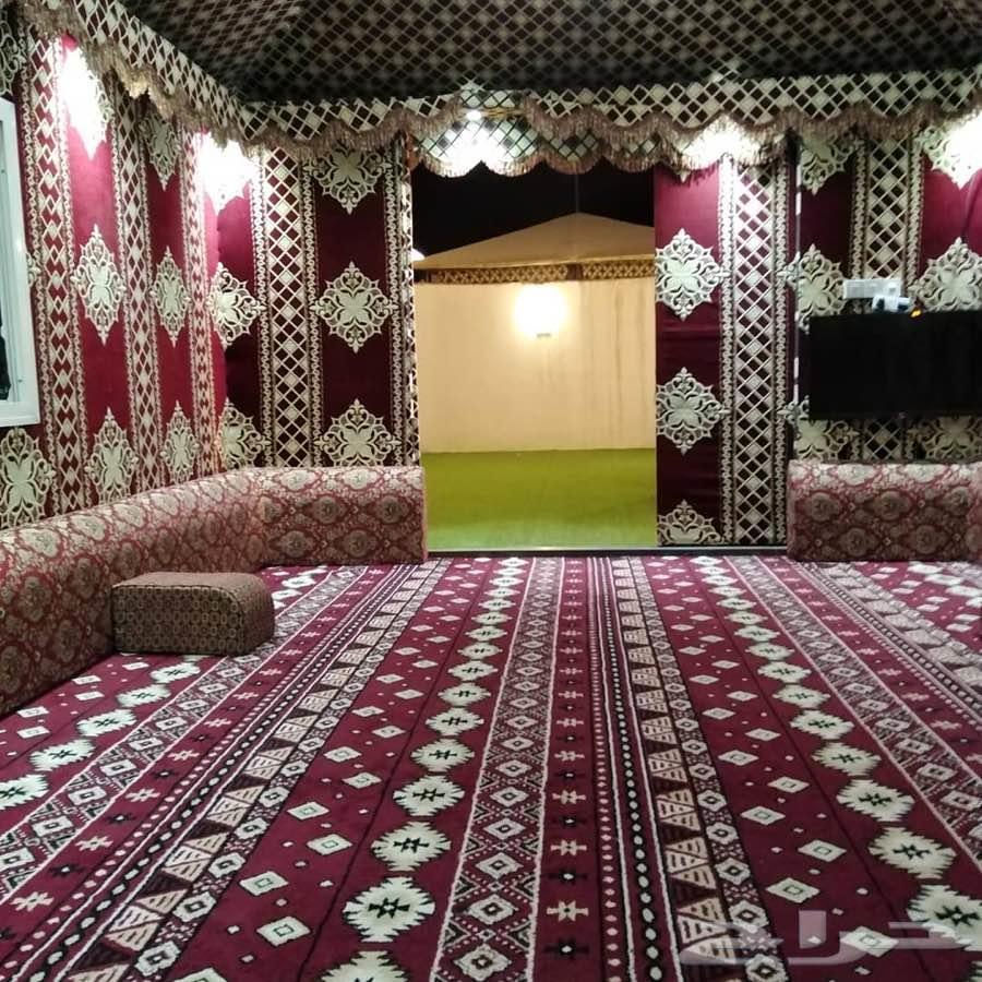 شاليهات للاجار الشهري الحويه