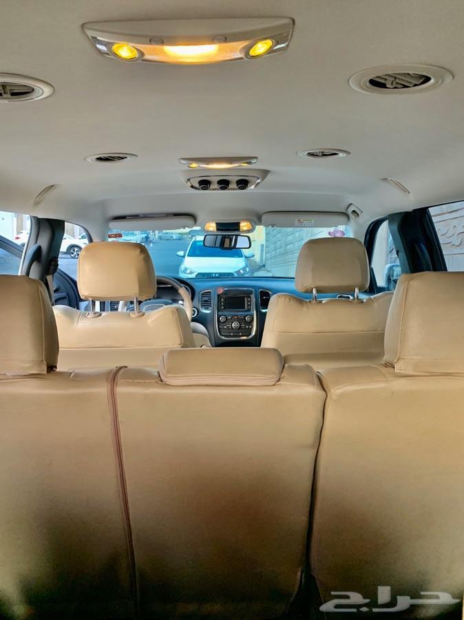 دوج دورانجو 2015 SXT للبيع