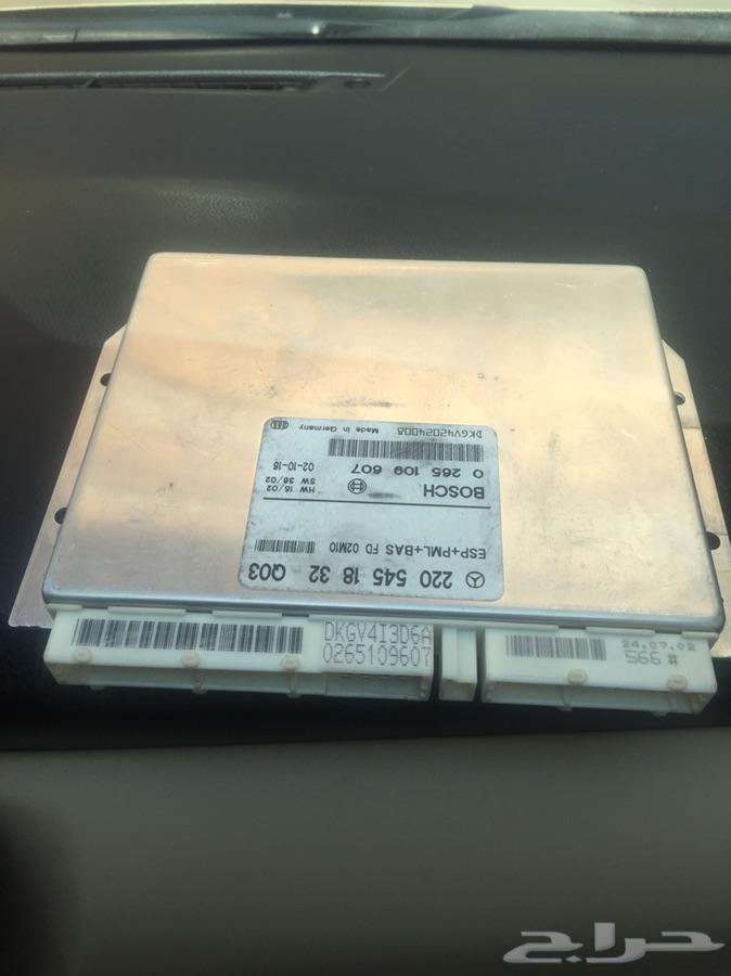 2 كمبيوتر مرسيدس فياقرا 2003