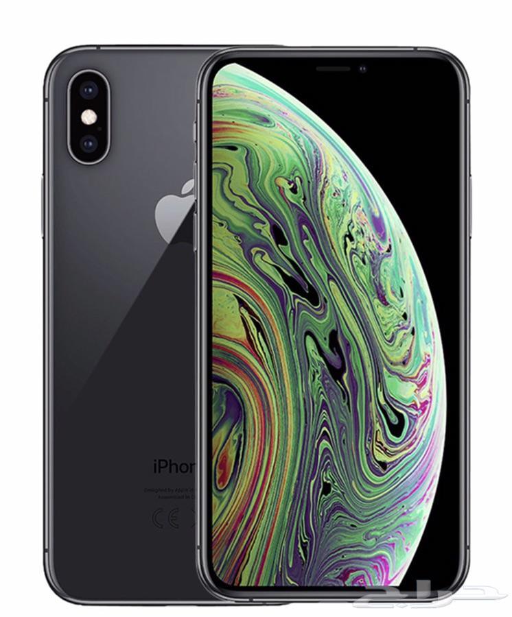 iphone xs max256 GB-ايفون اكس اس ماكس256