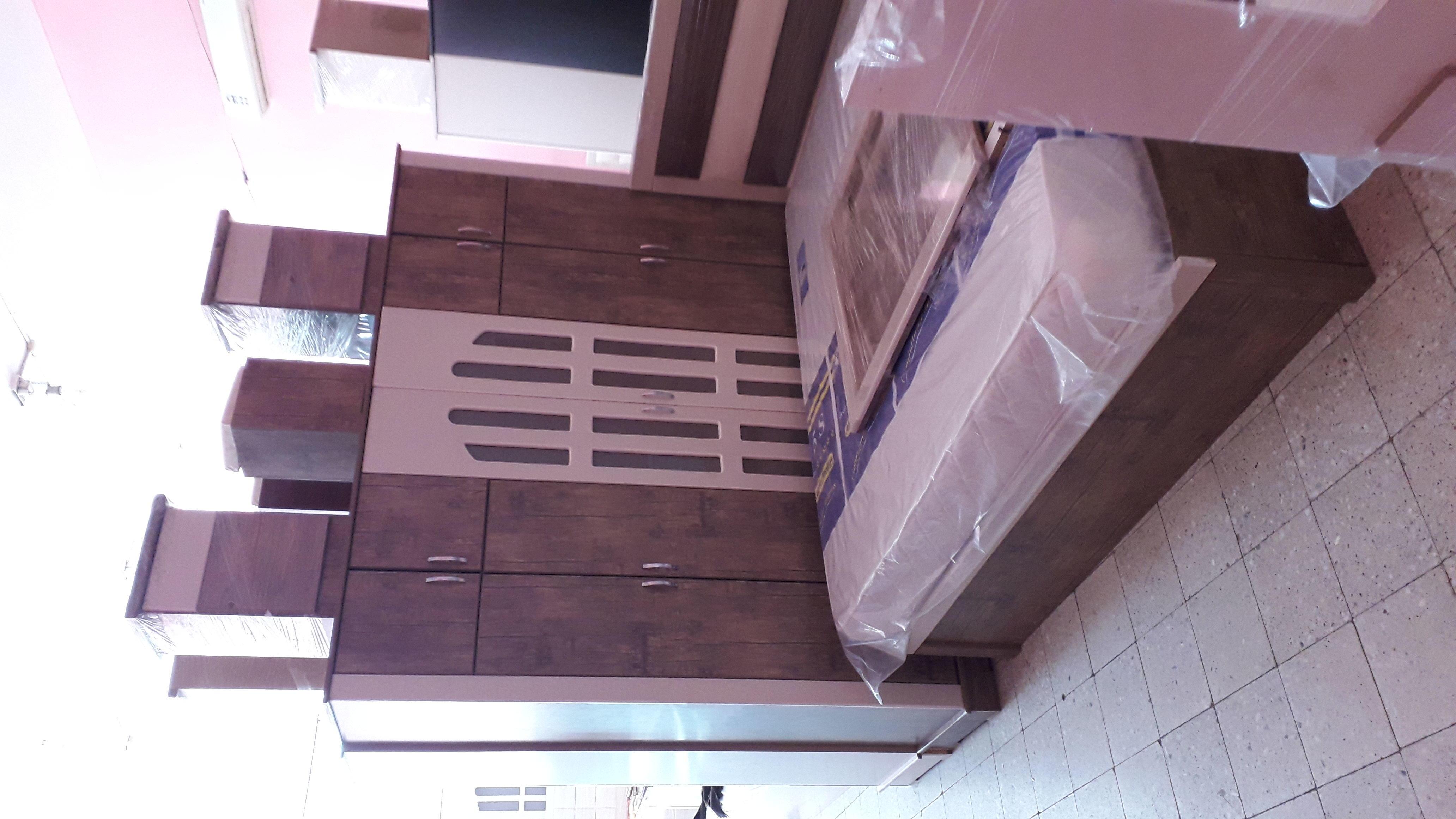غرف نوم جديده مع التوصيل والتركيب داخل الطايف