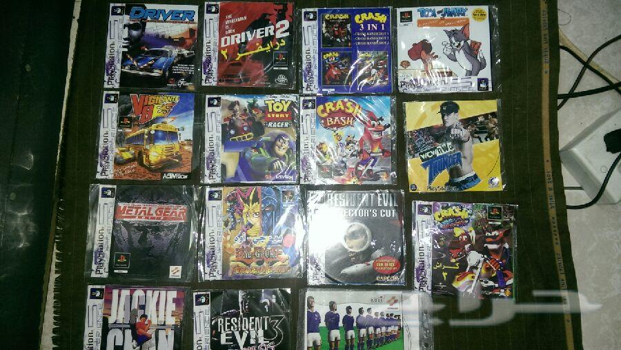أجهزة بلاي ستيشن ون PlayStation PS 1 ب 250