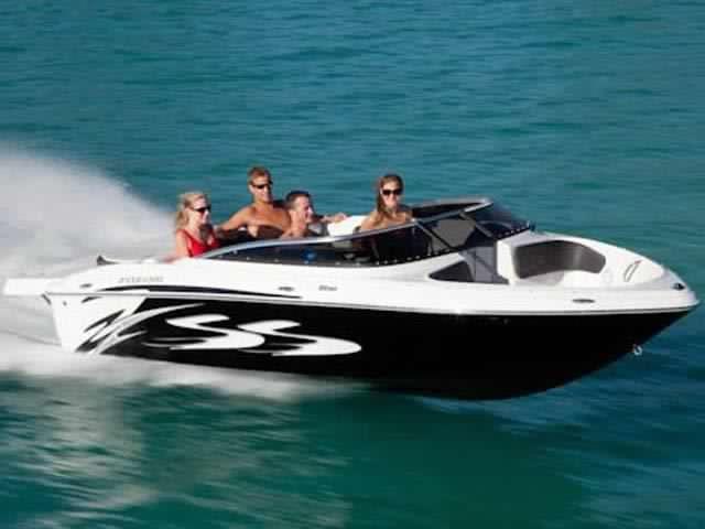 سبيد بوت speed boat فور ونجز امريكي