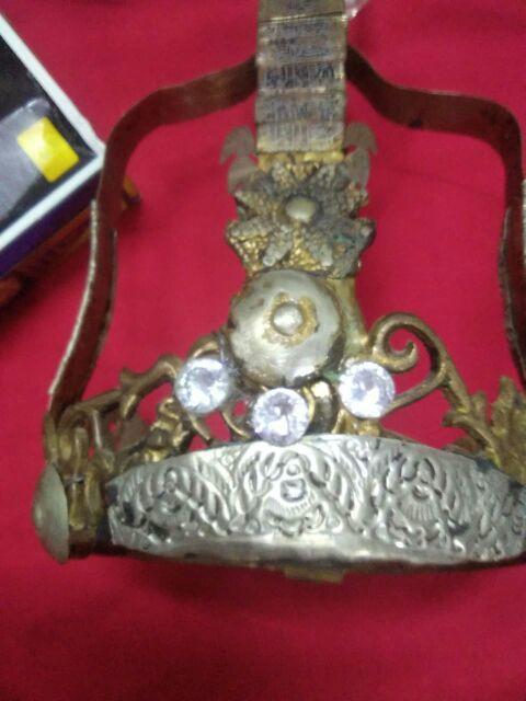 تاج اسلامي قديم قطعه متحفيه
