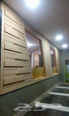 نجار أبواب وغرف نوم وديكورات وصيانة  الاخشاب