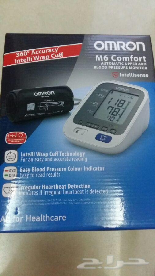 جهاز قياس ضغط الدم OmROn