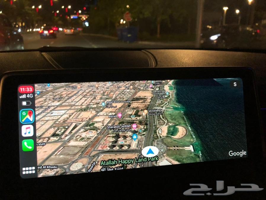 برمجة جميع مميزات BMW خرائط 2020 CarPlay
