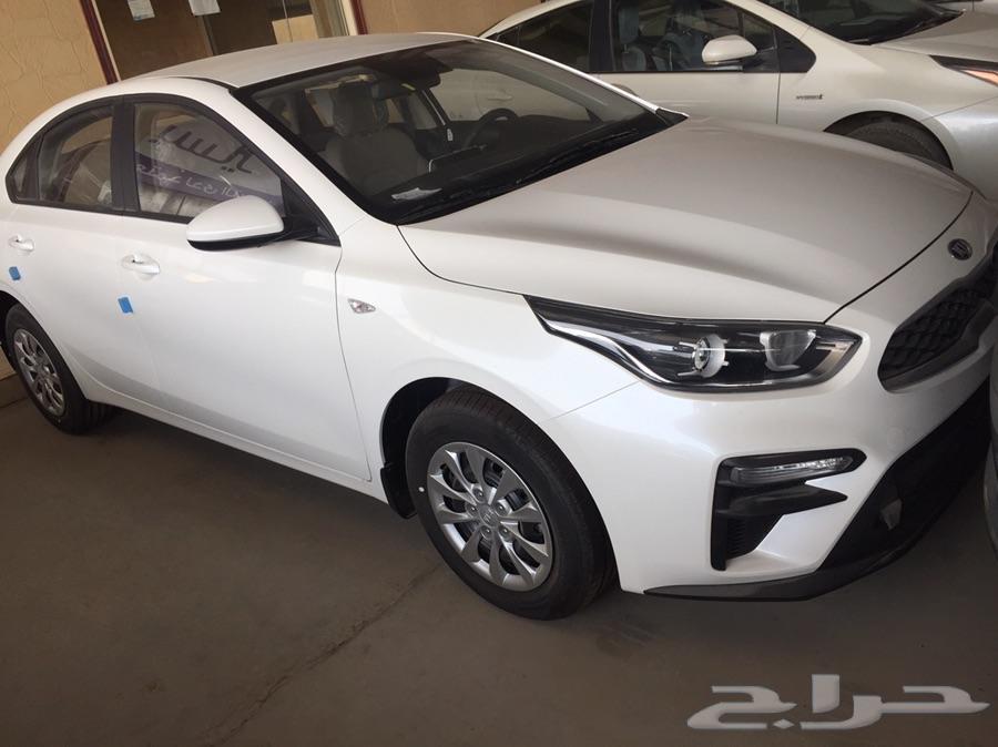 كيا سيراتو استندر 1.6 سي سي سعودي 2019