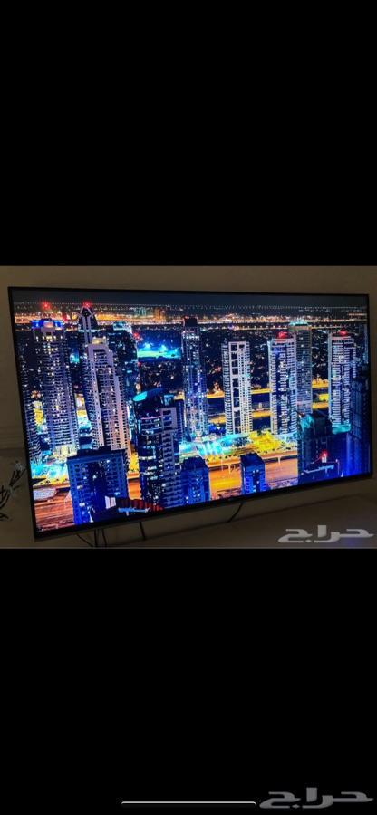 شاشة LG 65 inch 4k and 3d smart
