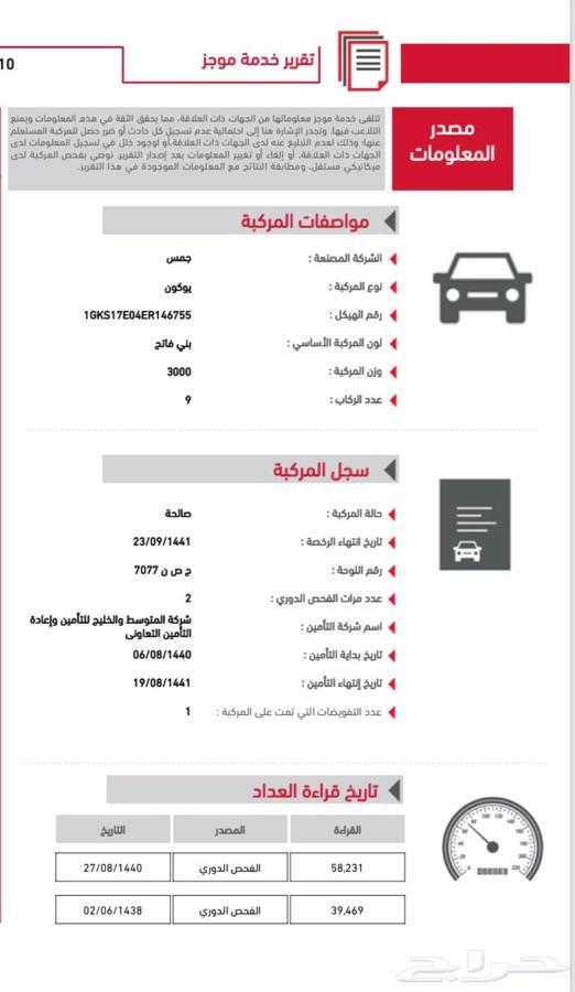 يوكن 2014 سعودي مخزن بدون دبل