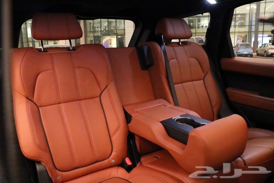 Range Rover V8 رينج روفر سبورت سوبرشارج