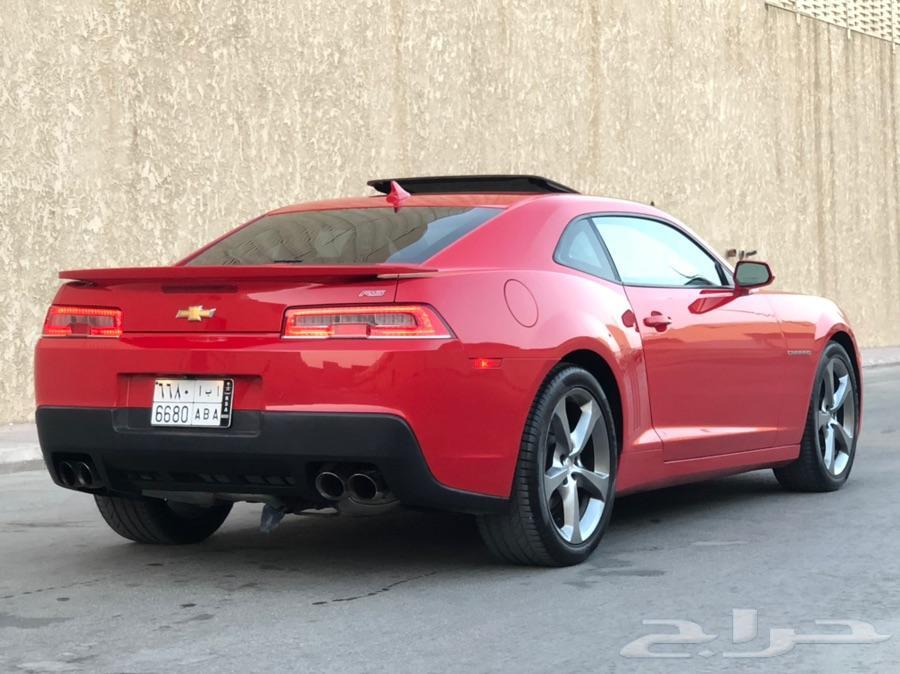 (( تم البيع )) كمارو RS خليجي 2014 فل كامل