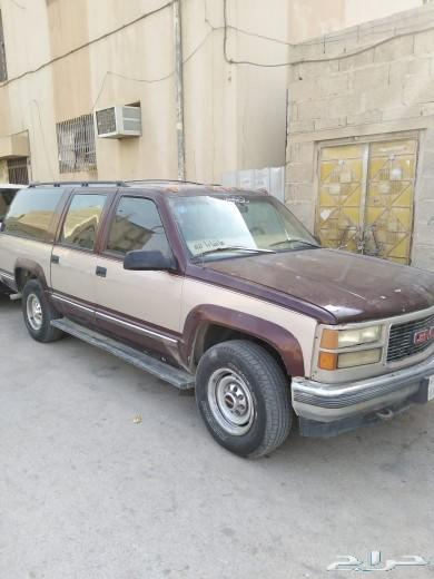 سياره للبيع جمس موديل 97
