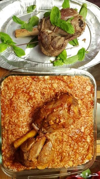 اكل مصري بيتي في جدة