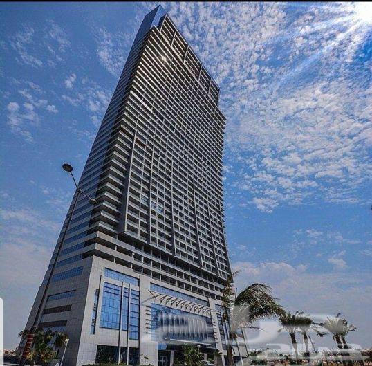 برج داماك فرزاتشي غرفتين مطلة ع البحر