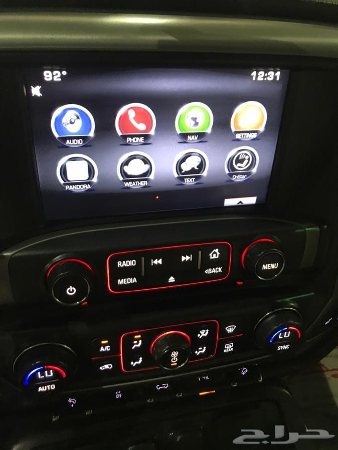 جي ام سي سييرا موديل 2015 دبل بطاقة جمركية