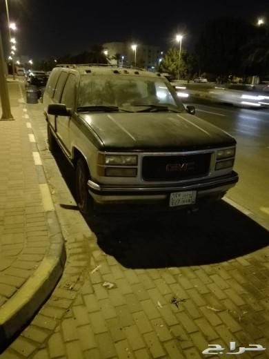 للبيع سياره موديل 1995