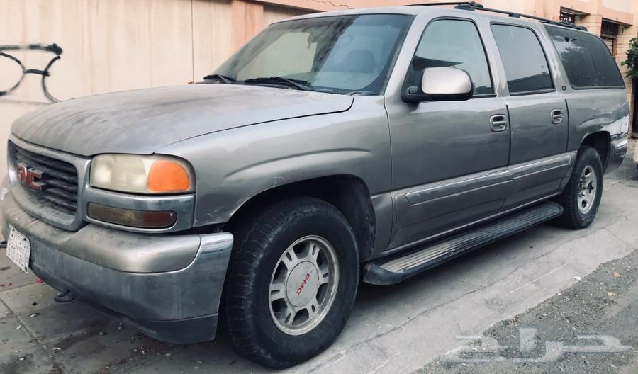 2001 يوكن XL دبل 4X4