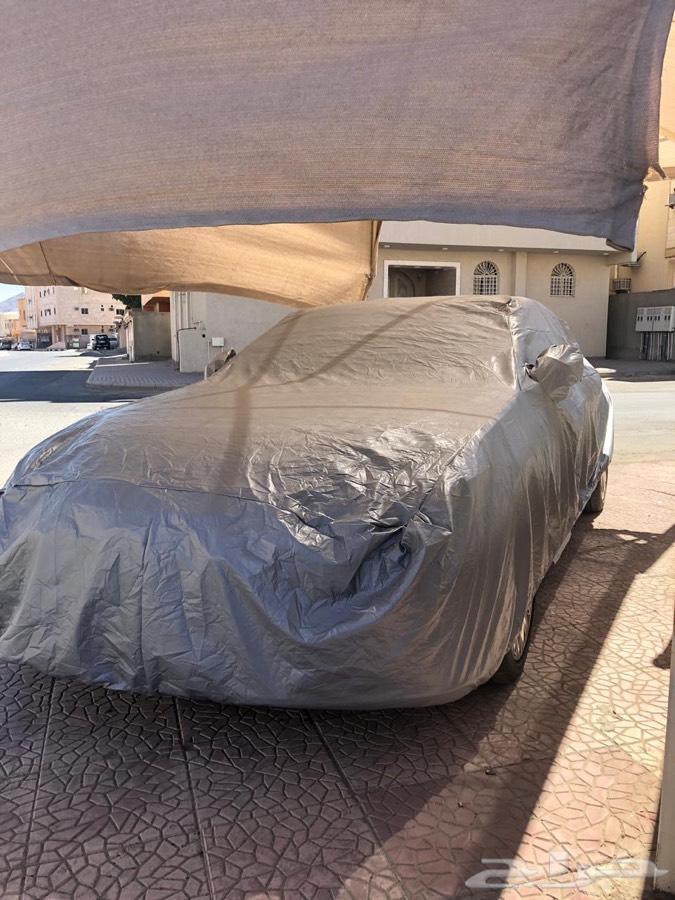 طربال غطاء شراع حماية لسيارات مبطن قطن