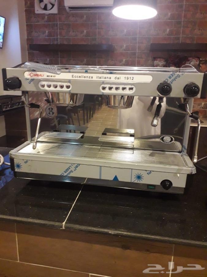 مكينة قهوه لاشمبالي  مطحنه ب13000