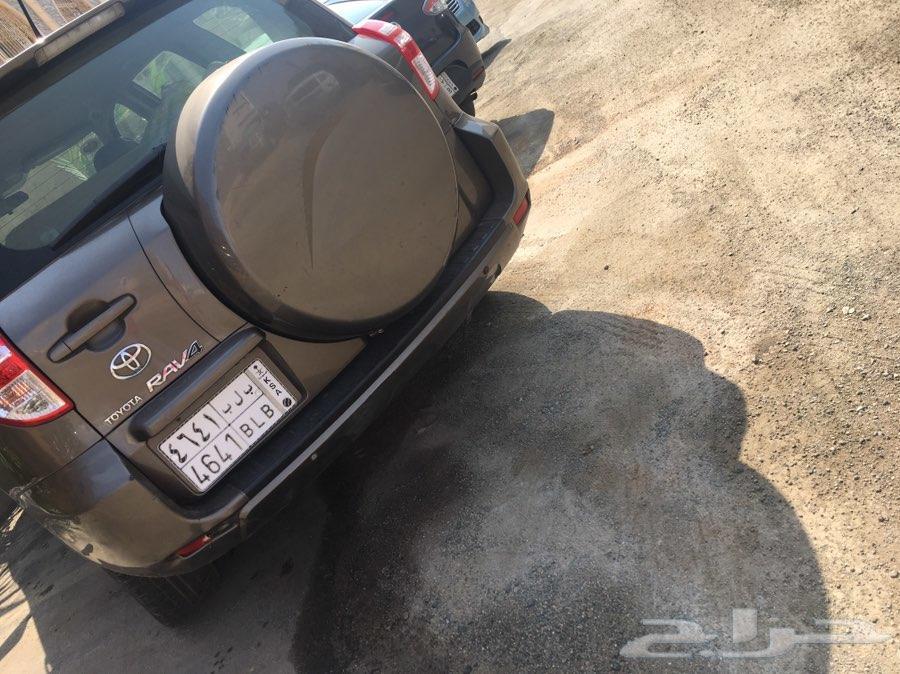 جيب راف فور تيوتا للبيع 2012