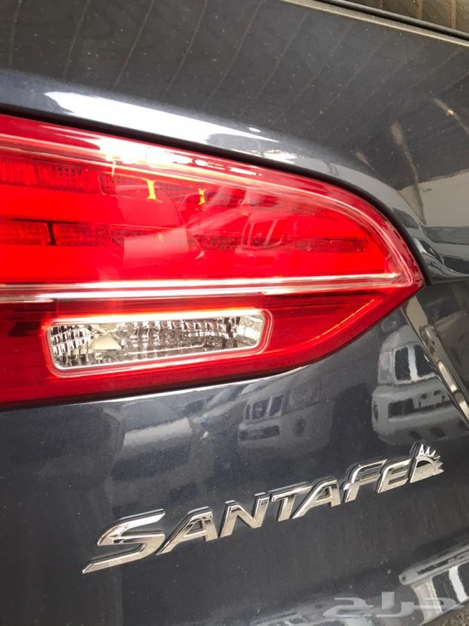 سنتافي 2014 ديزل دبل 4WD (( تم البيع ))