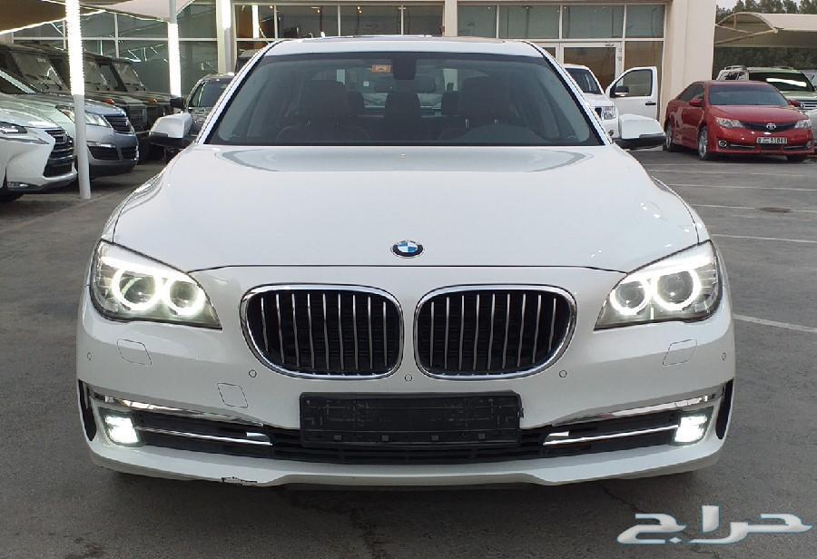 BMW 730 Li 2014 - تم البيع -