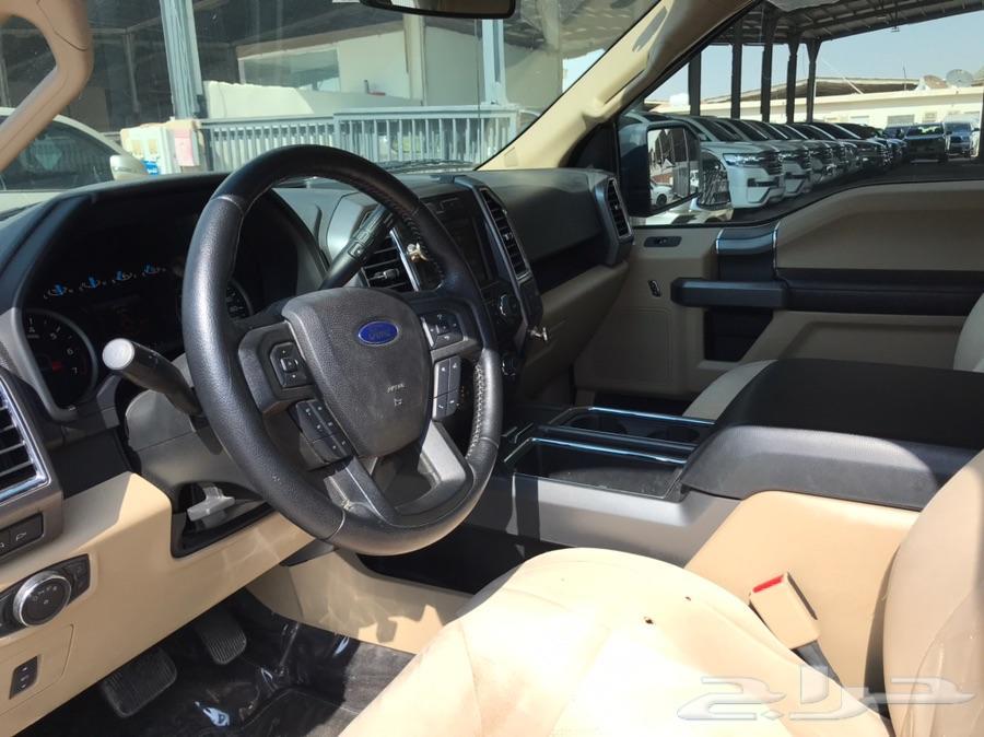 فورد F150 2015 XLT توكيلات الجزيره