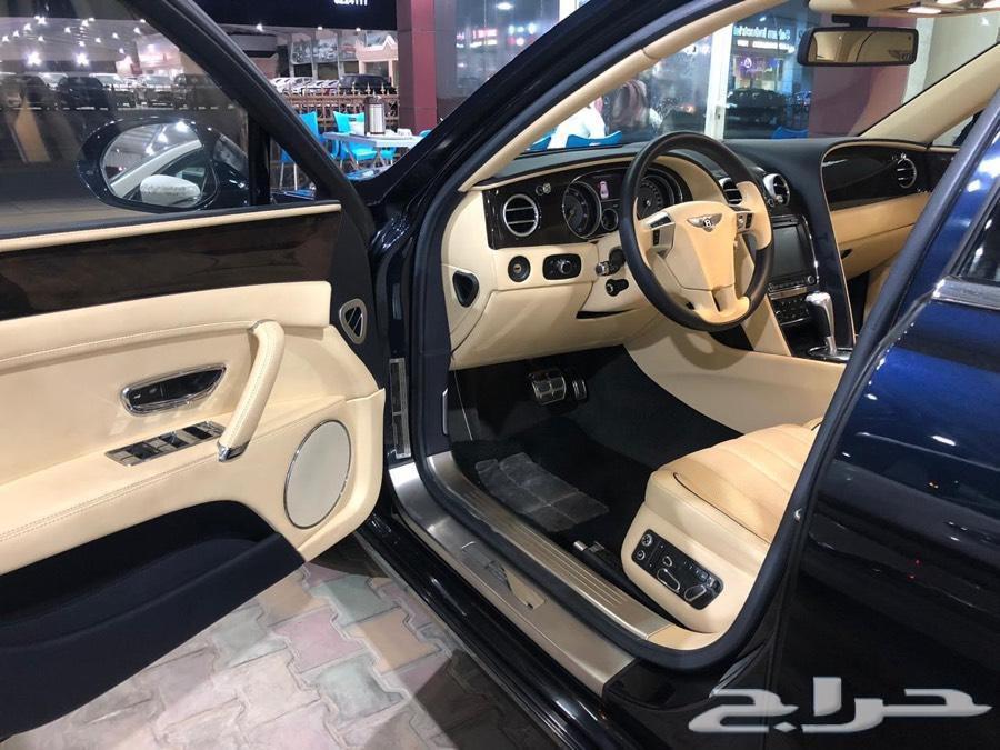 الدمام - نوع السيارة   بنتلي -