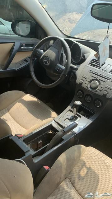جيزان - عندي سياره مازدا 3