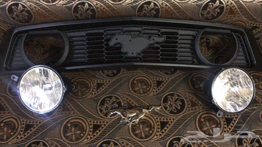 قطع غيار موستنج من مديل 2010 الى 2012