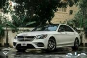 سيارات مرسيدس للإيجار في القاهره مصر