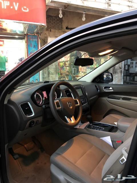 دودج دورانجو 2013 للبيع بسعر معقول