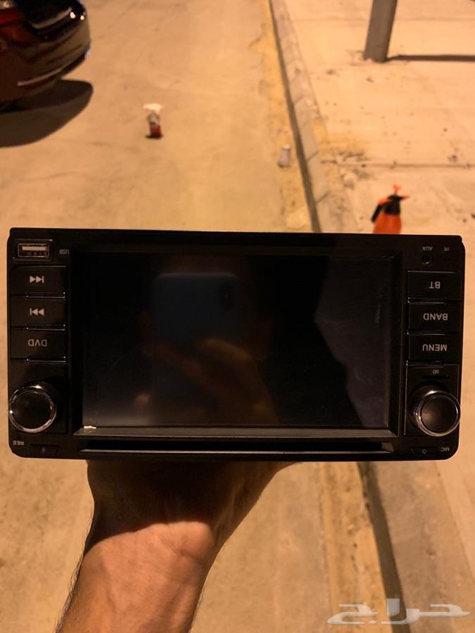 مسجل dvd لسيارات تيوتا