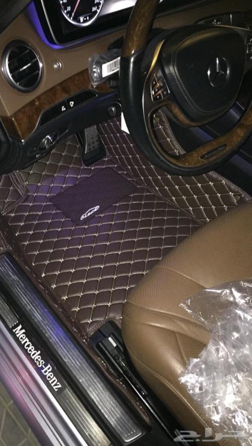 ارضيات جلد فاخره للسيارات