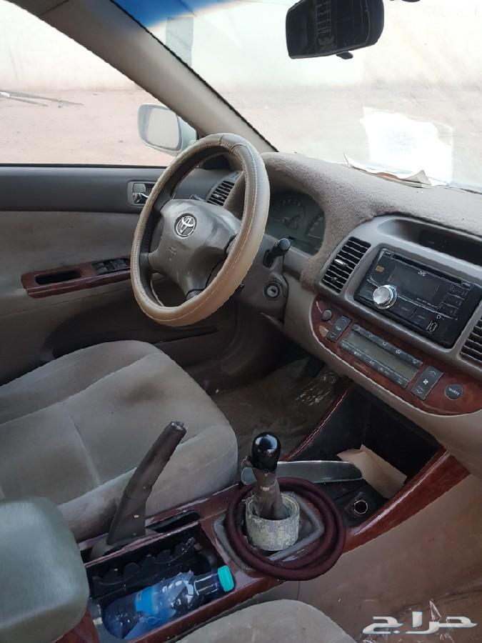 كامري 2003 قراندي V6 مكينه مخبطه