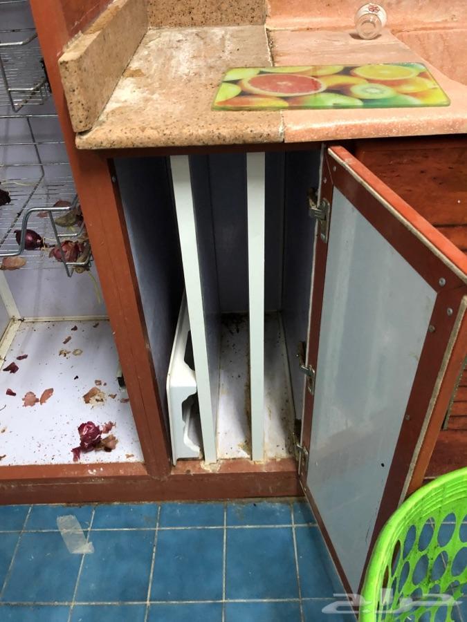 مطبخ للبيع نظيف