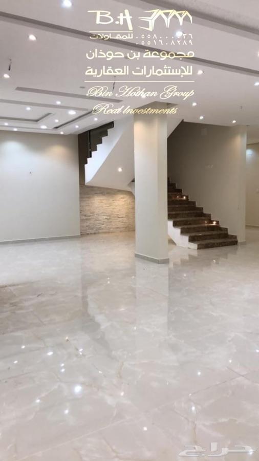 عماره للبيع فلا وخلفها شقتين وسام3