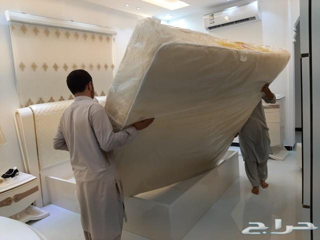 دينا نقل عفش مع فك تركيب واثاث داخل الرياض