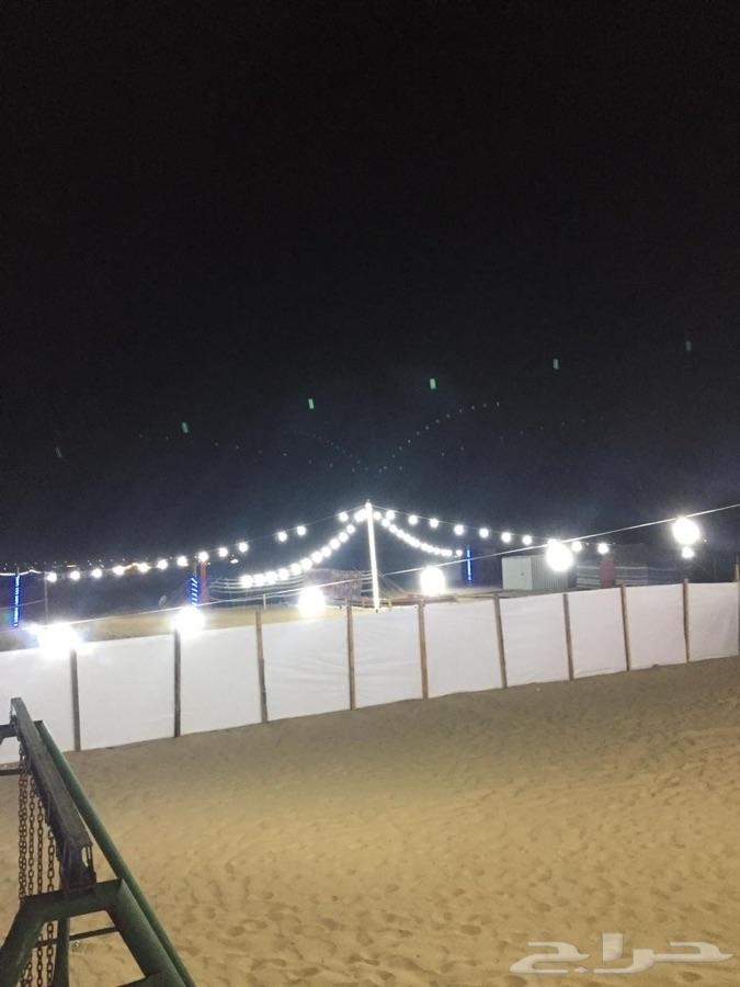 مخيم كامل للبيع
