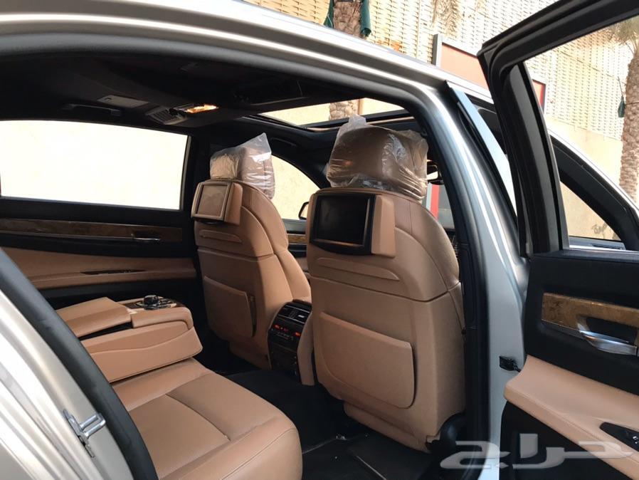 بي ام دبليو 2012 سعودي 740Li (( تم البيع ))