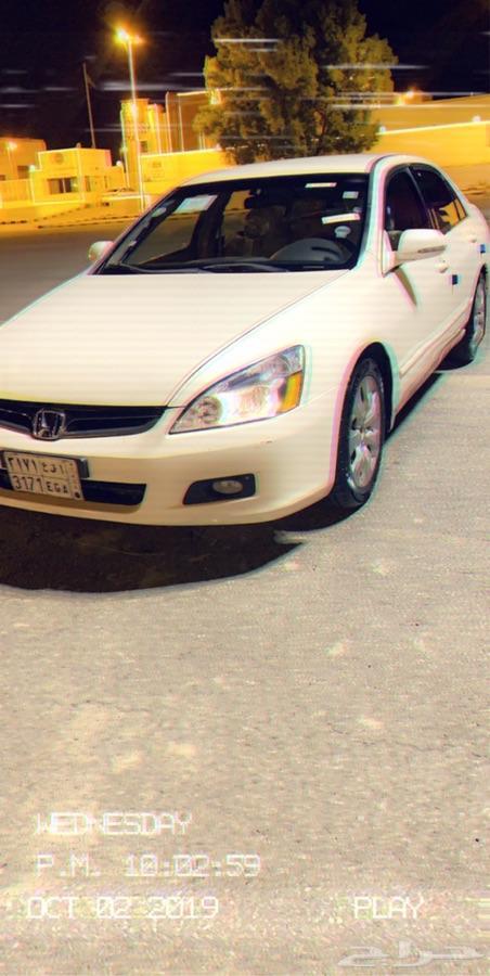 هوندا اكورد 2006 للبيع