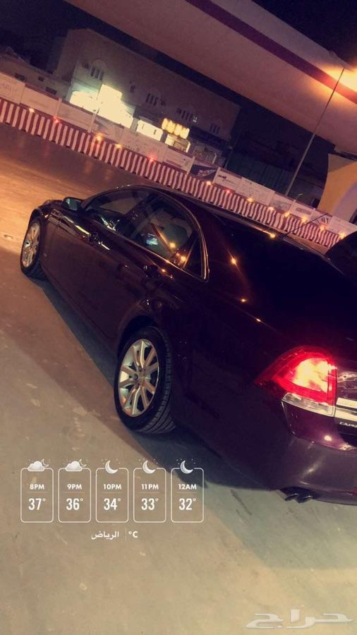 الرياض - كابريس 2014 ltz ممشى