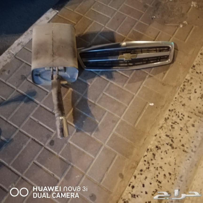 للبيع شبك كابرس من2007 وفوق اصلي و شكمان