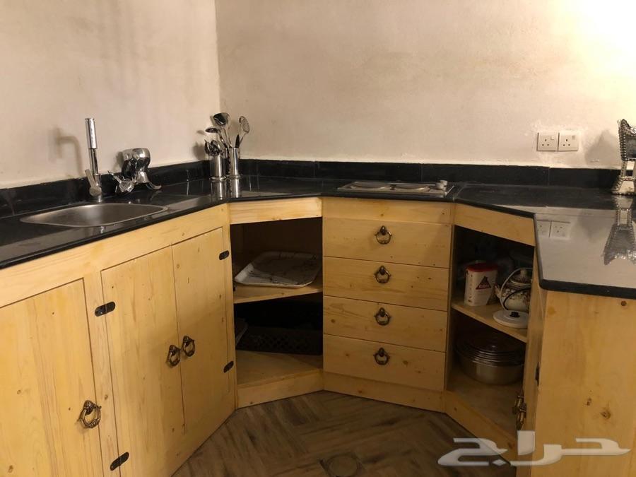 تفصيل الديكورات الخشبية والمطابخ الخشبية