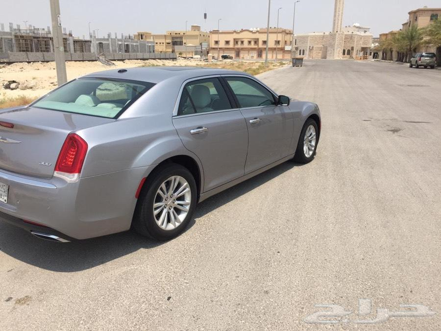 Chrysler 300 limited 2016